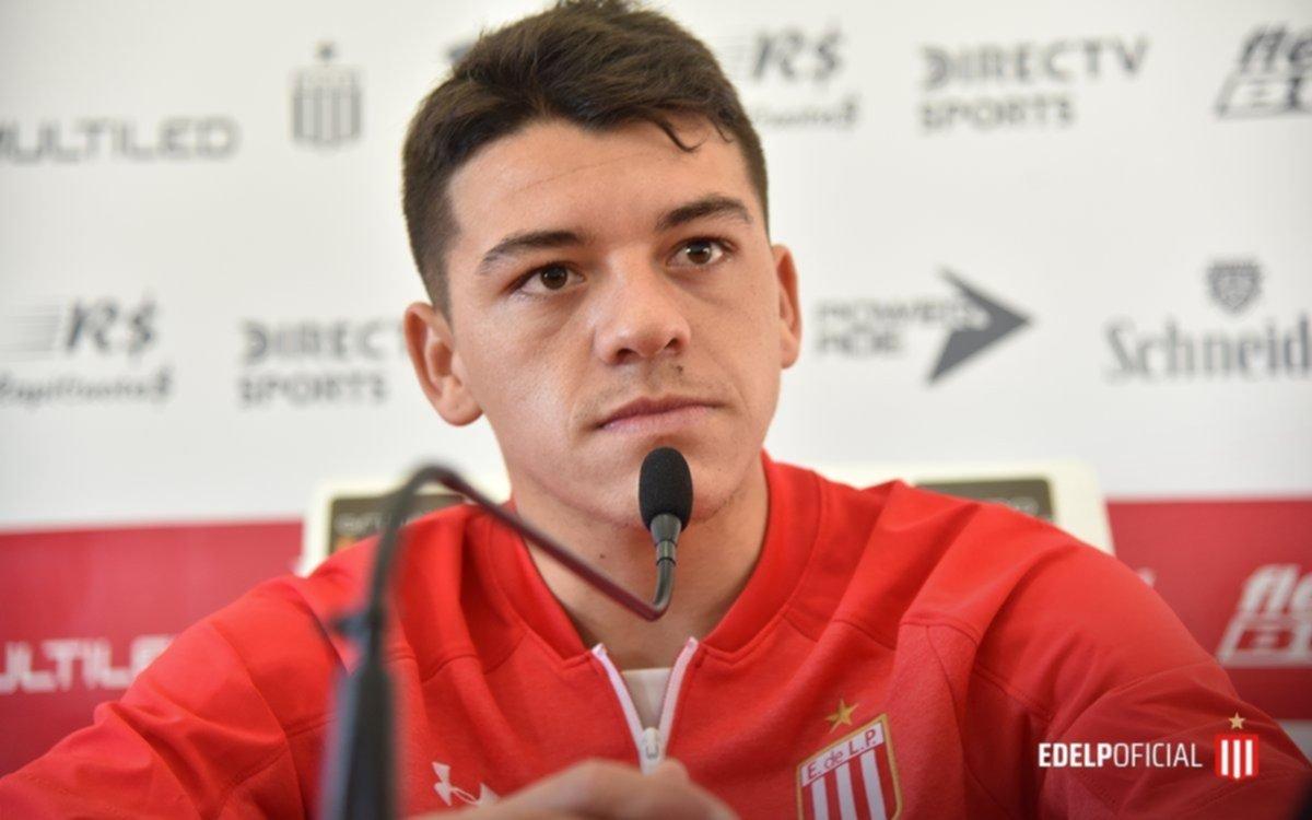 Confirman que el exjugador de Estudiantes Diego García no puede salir del país