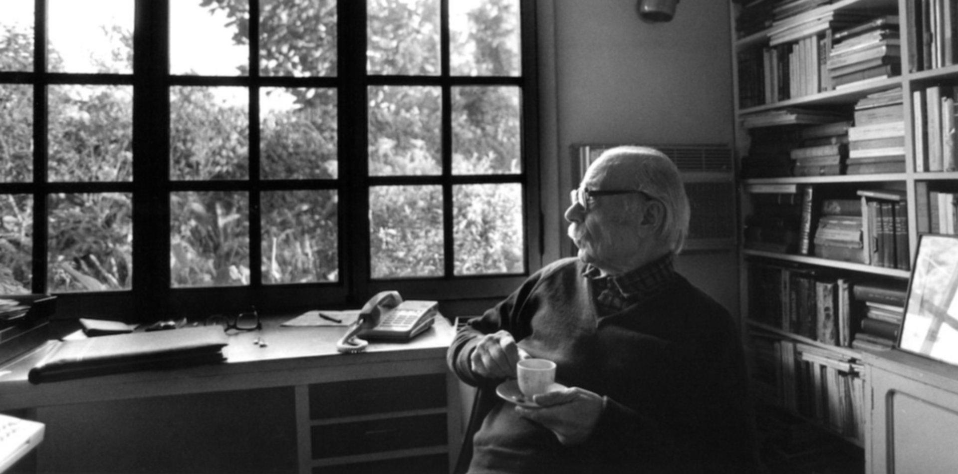 """Se presentó """"Sabato. El escritor metafísico"""", de Pablo Morosi y Sandra Di Luca"""