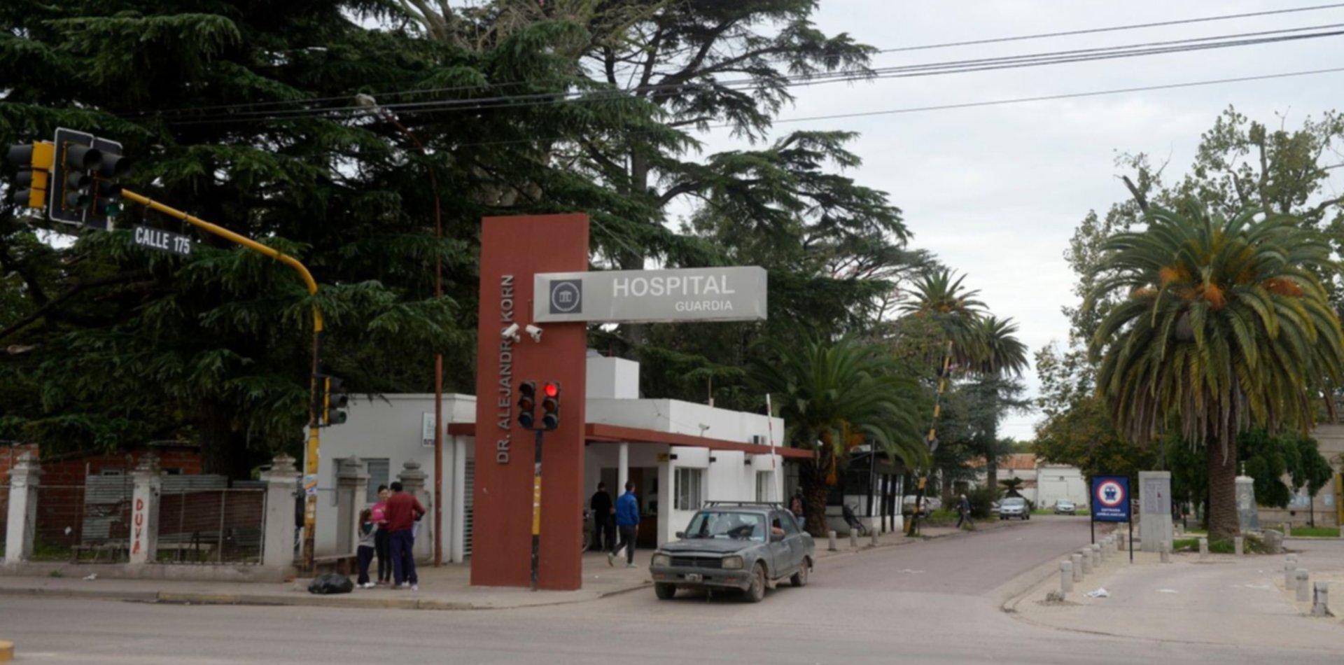 Demoraron a un joven de 18 años por robar dentro de un hospital de La Plata