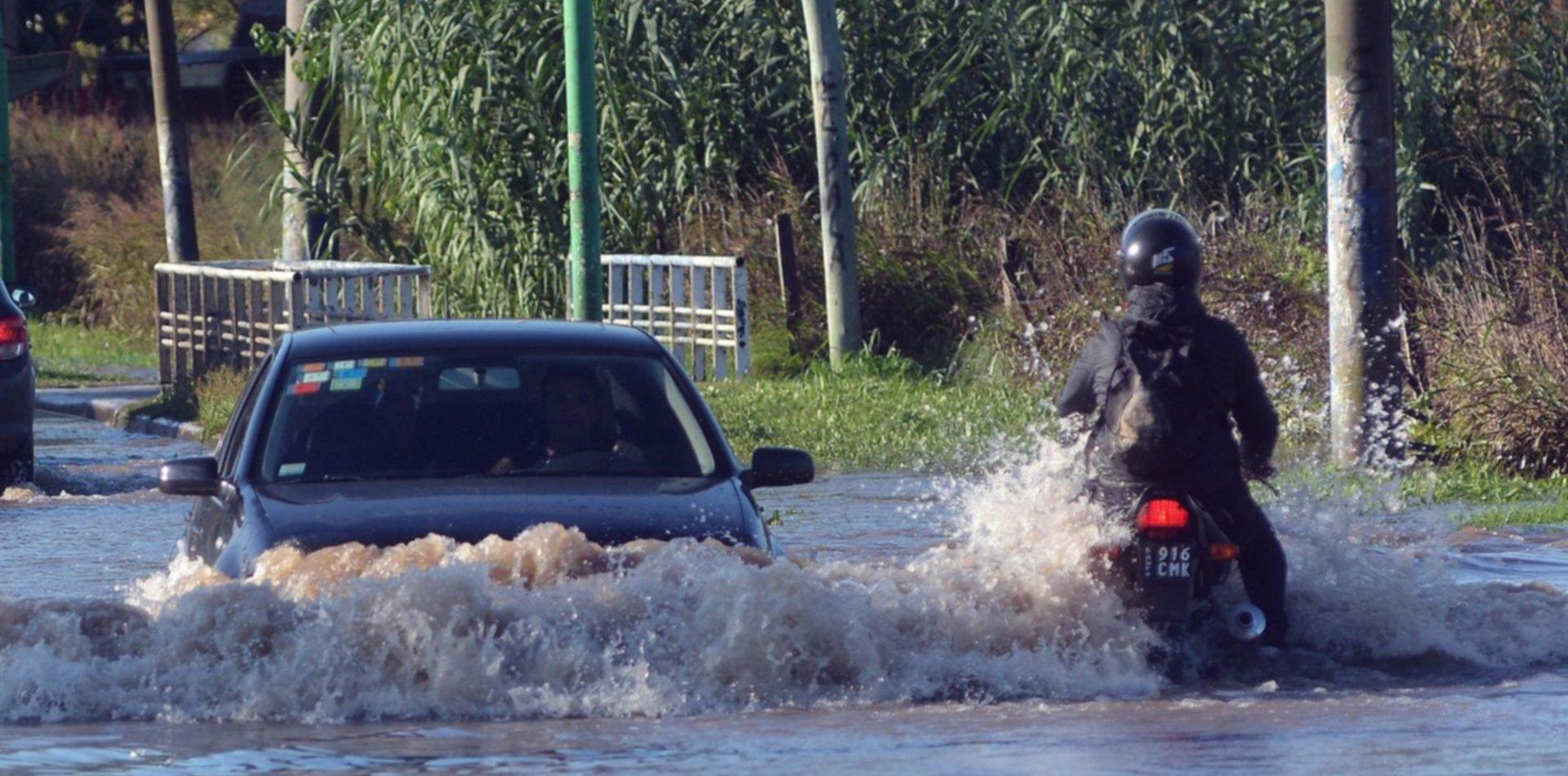 La UNLP formó la primera camada de educadores comunitarios en riesgo hídrico de La Plata