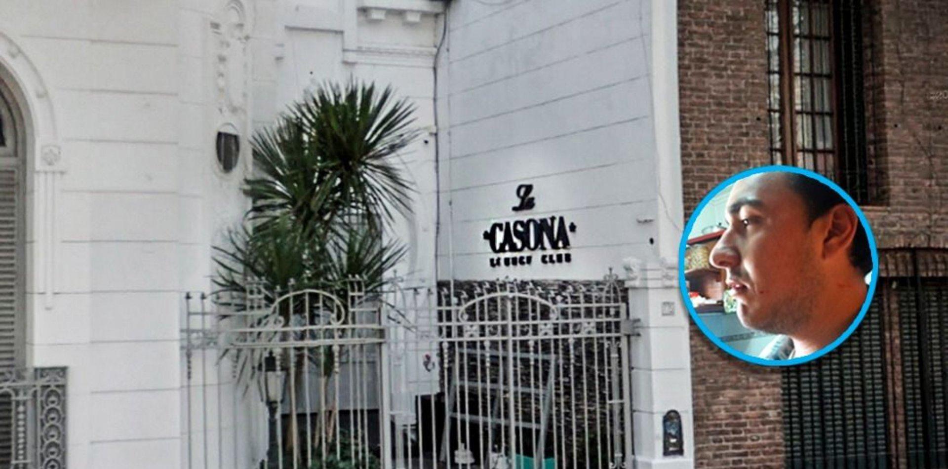 Feroz ataque de patovicas a un periodista en La Plata