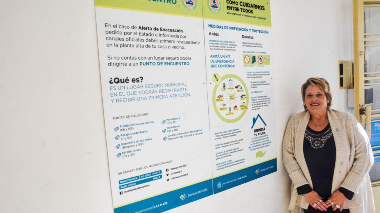 Qué se hizo y qué falta hacer en Villa Elisa: mano a mano con la delegada municipal