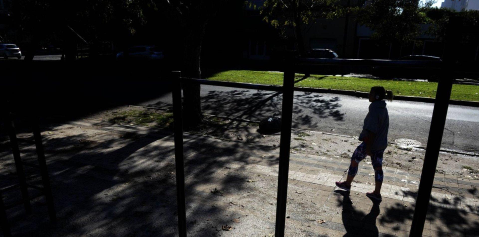 Domingo algo nublado y con calor: así seguirá el clima en La Plata