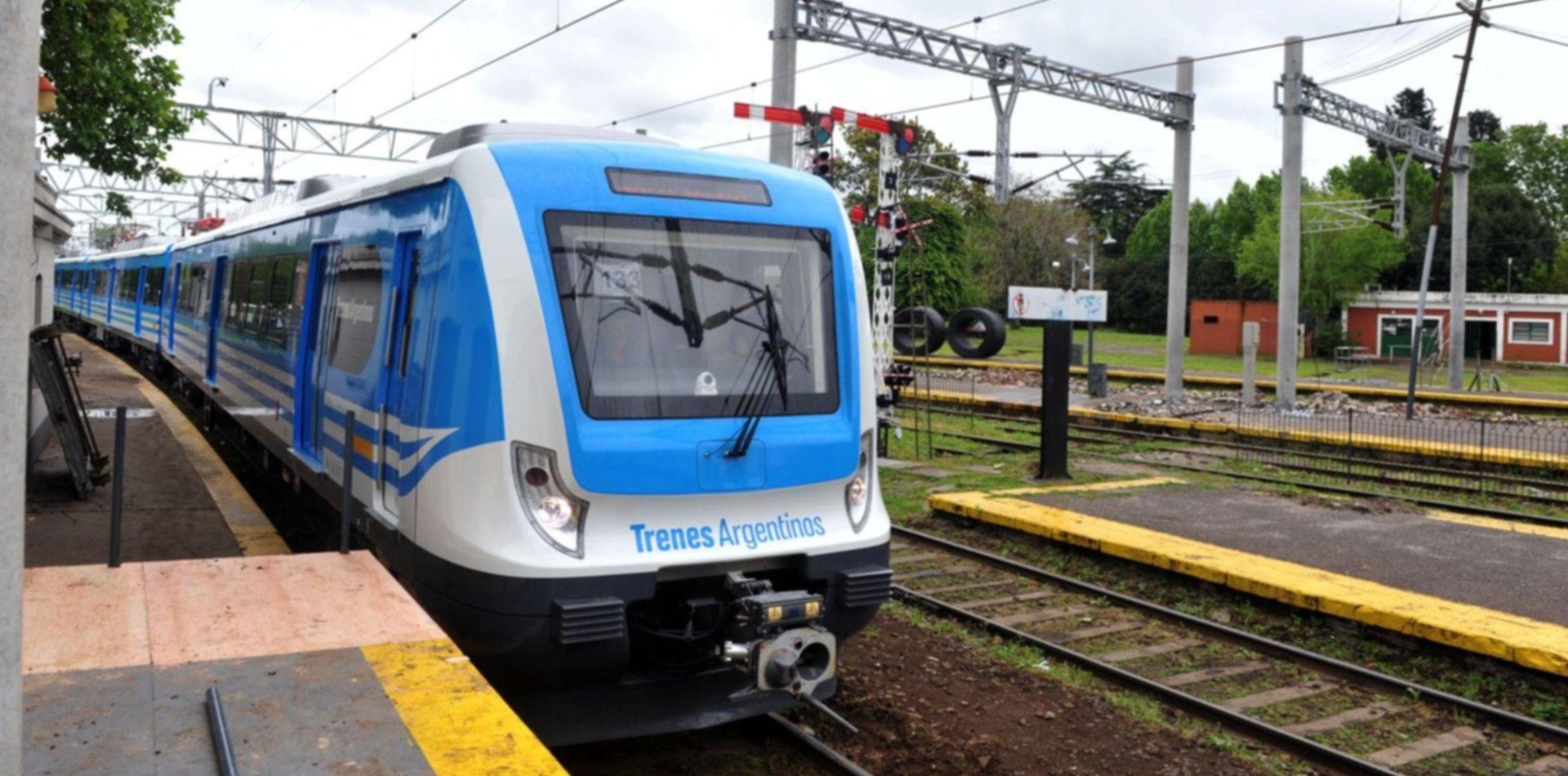 Los pasajeros del Roca ya pueden seguir a través de Google Maps el recorrido del tren
