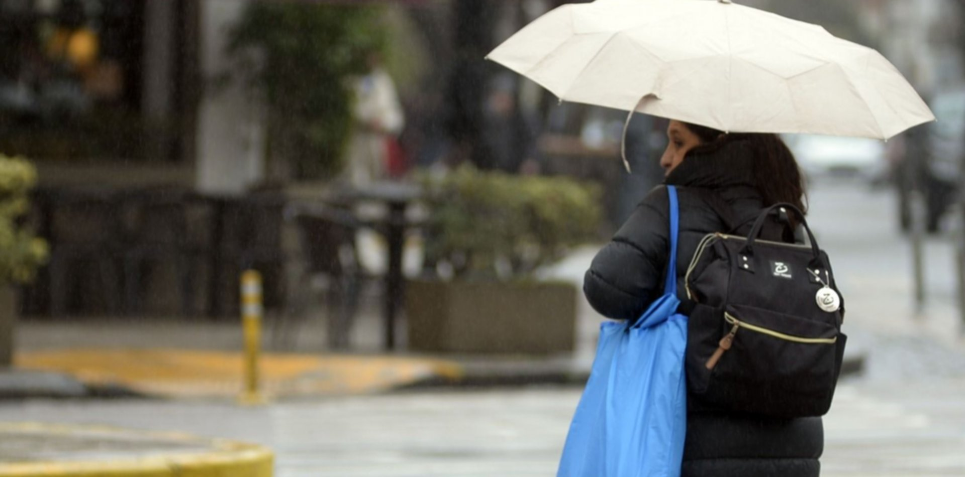 En seis días llovió casi cinco veces más que el promedio de precipitaciones de junio