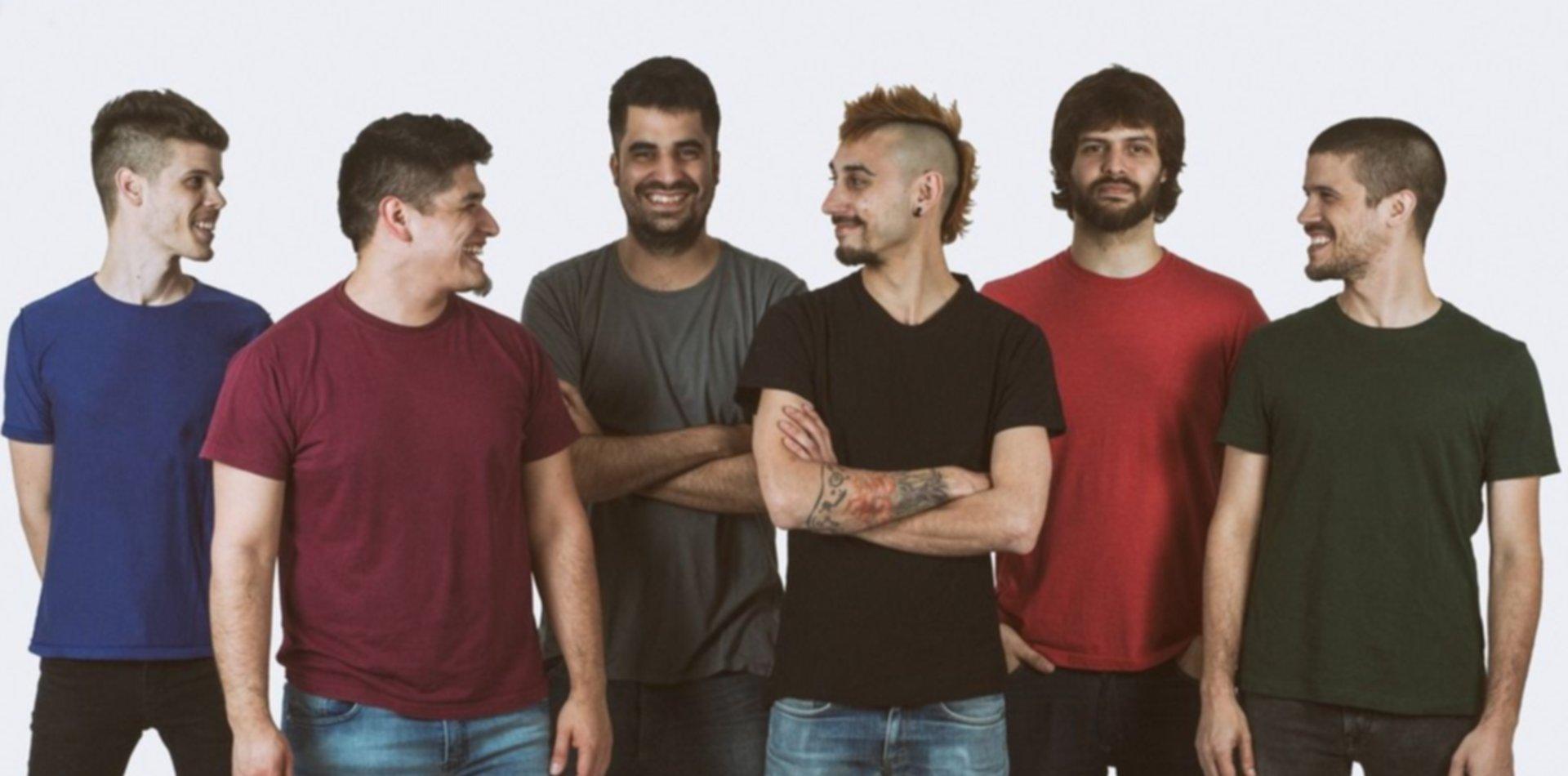 Caracol a Contramano hará un show como previa de sus 15 años en Casa Pulsar