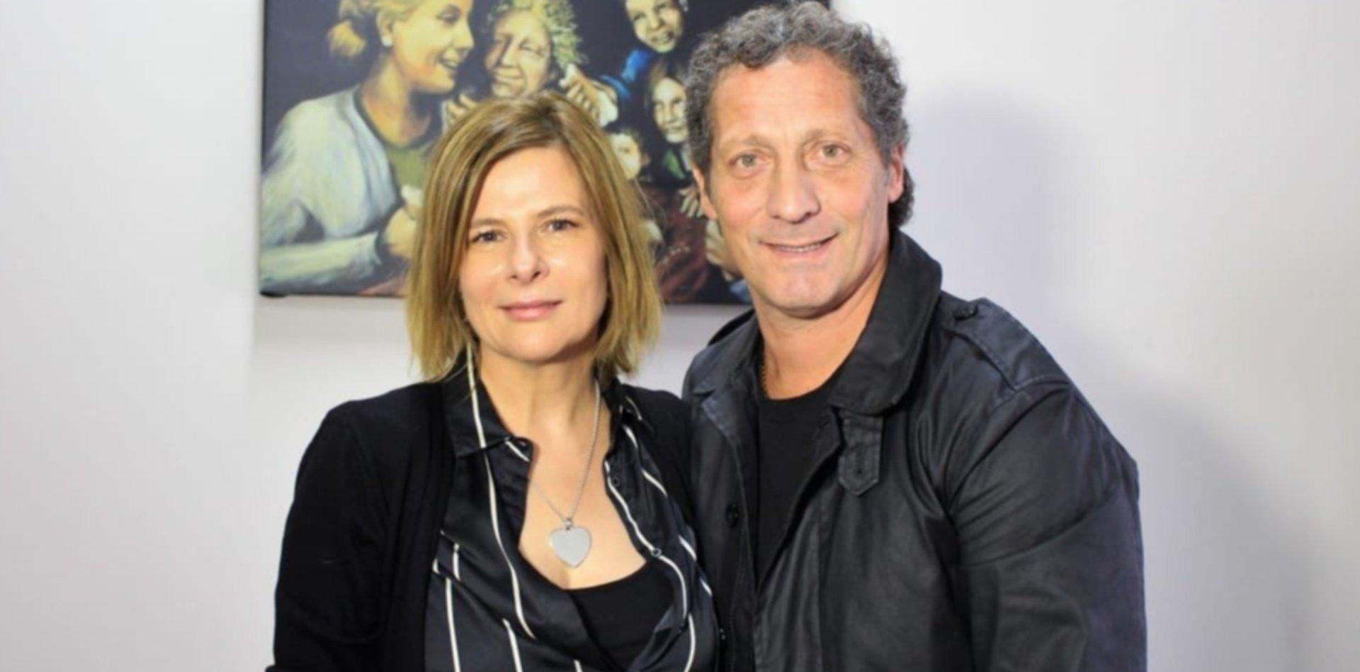Pedro Troglio se mete en la arena política platense de la mano de Florencia Saintout