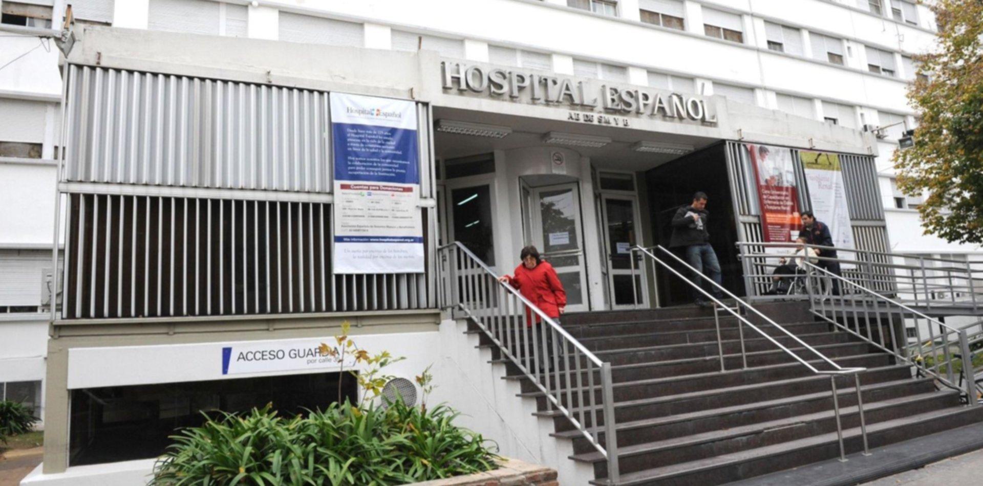 Murió una vecina de Ensenada que estaba internada en el hospital Español y tenía COVID-19