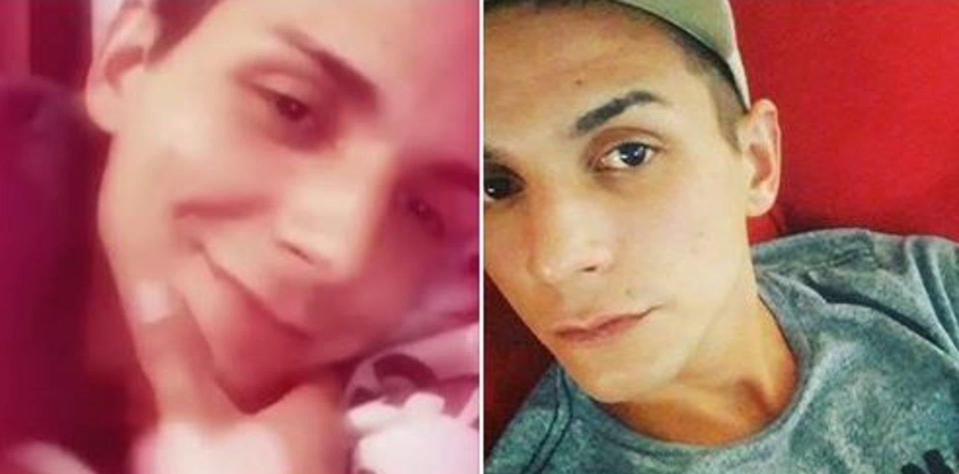 Su hermano murió en un choque en Los Hornos y ahora busca el celular que tenía sus fotos