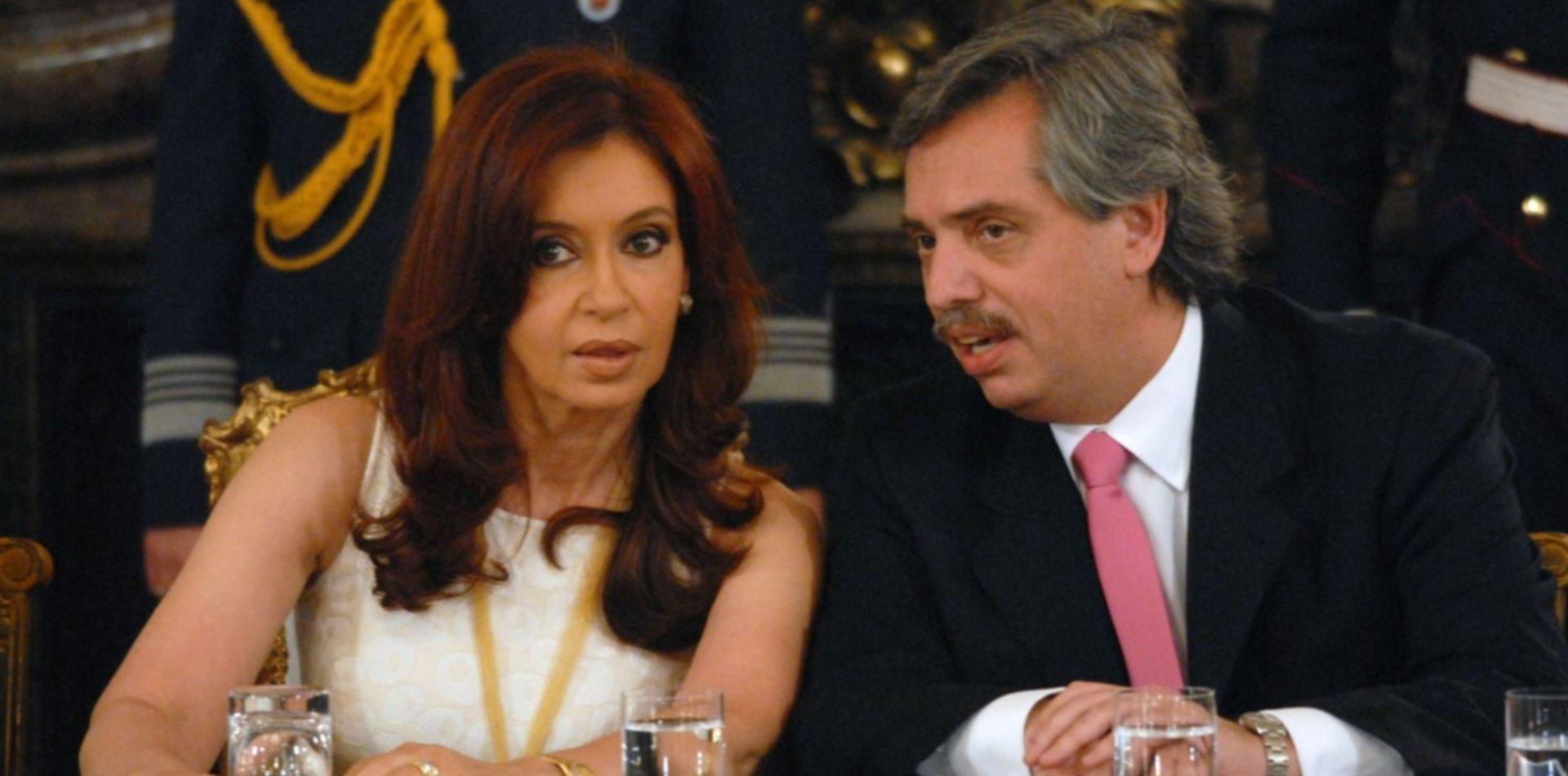 """Alberto Fernández sobre Cristina Fernández de Kirchner: """"Me llamó el miércoles y me hizo el ofrecimiento"""""""