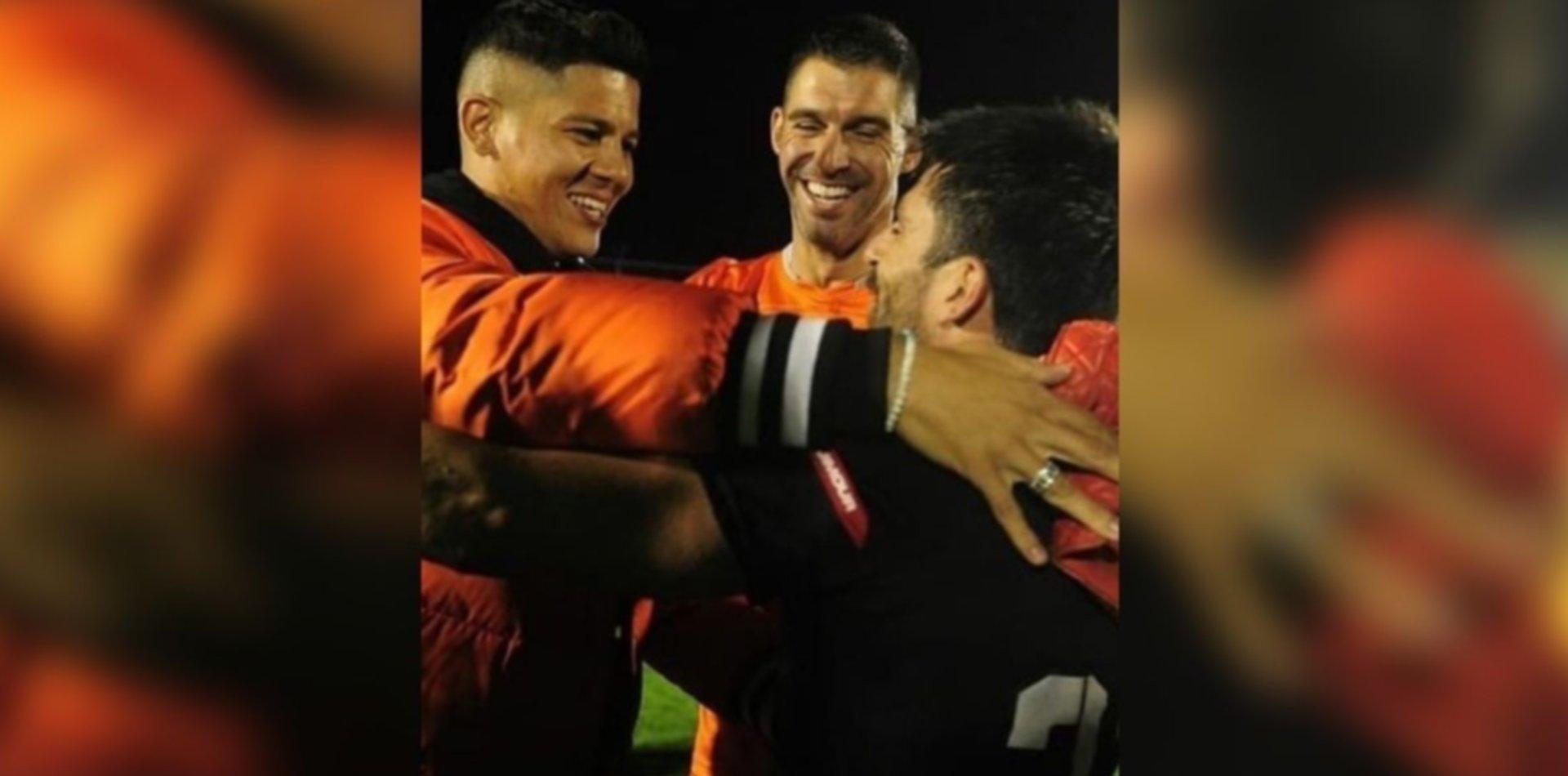 La Libertadores y un regalo especial: la promesa que le hizo el Chapu Braña a Marcos Rojo