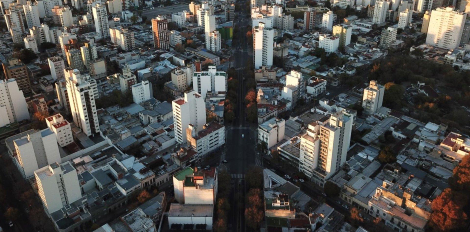 Cuánto sale el m2 de los departamentos y casas para comprar en La Plata