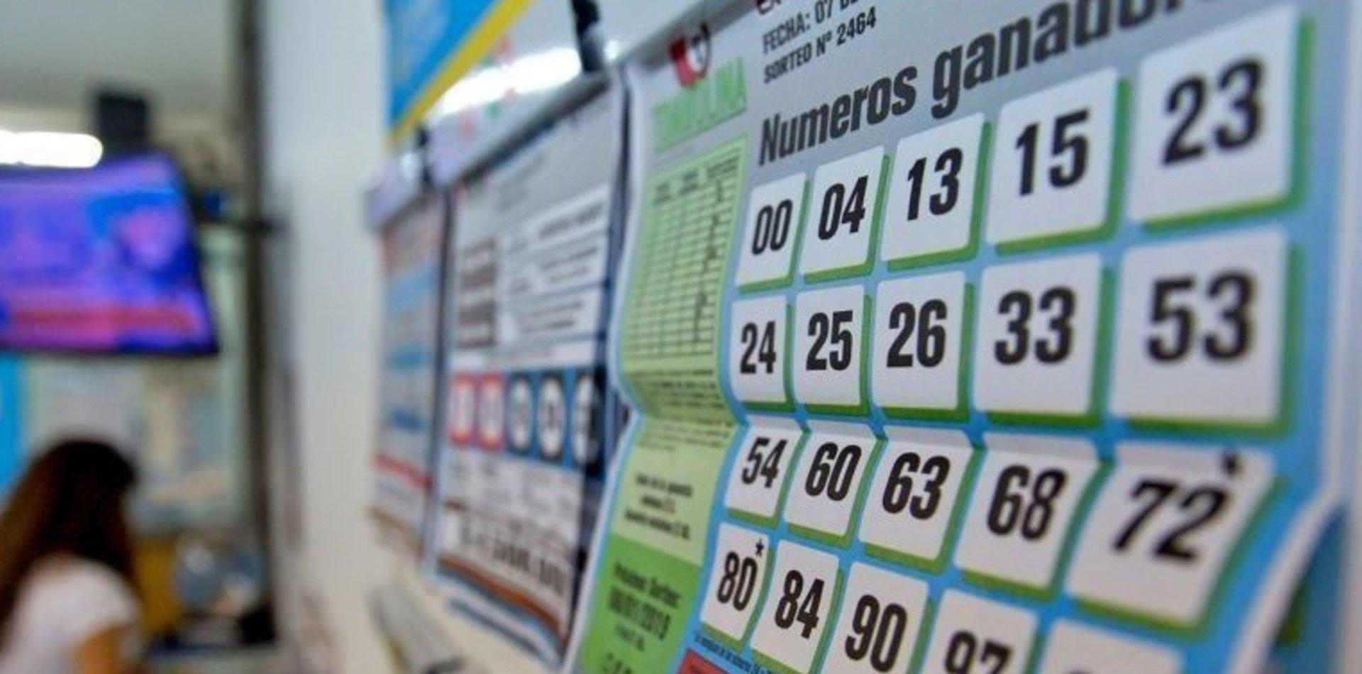 Vuelven los sorteos: habilitaron la reapertura de las agencias de lotería en La Plata