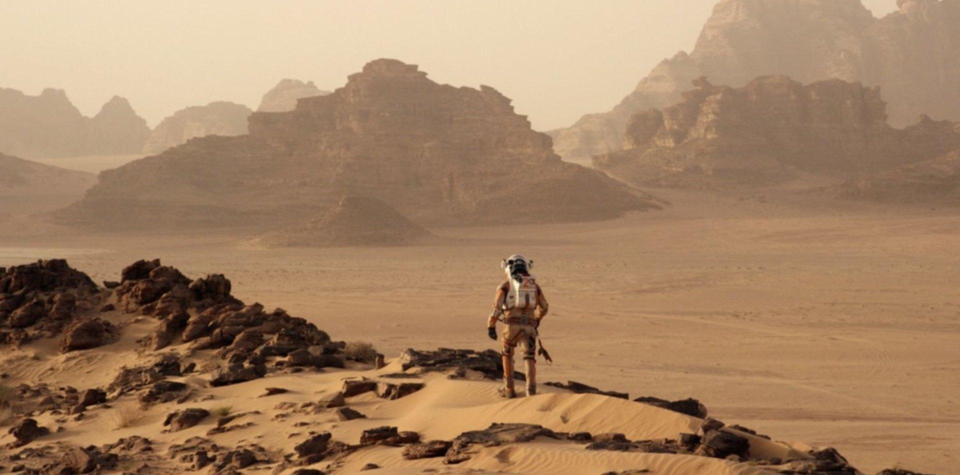 """El director del Planetario de La Plata: """"Vamos a ver la llegada del hombre a Marte"""""""