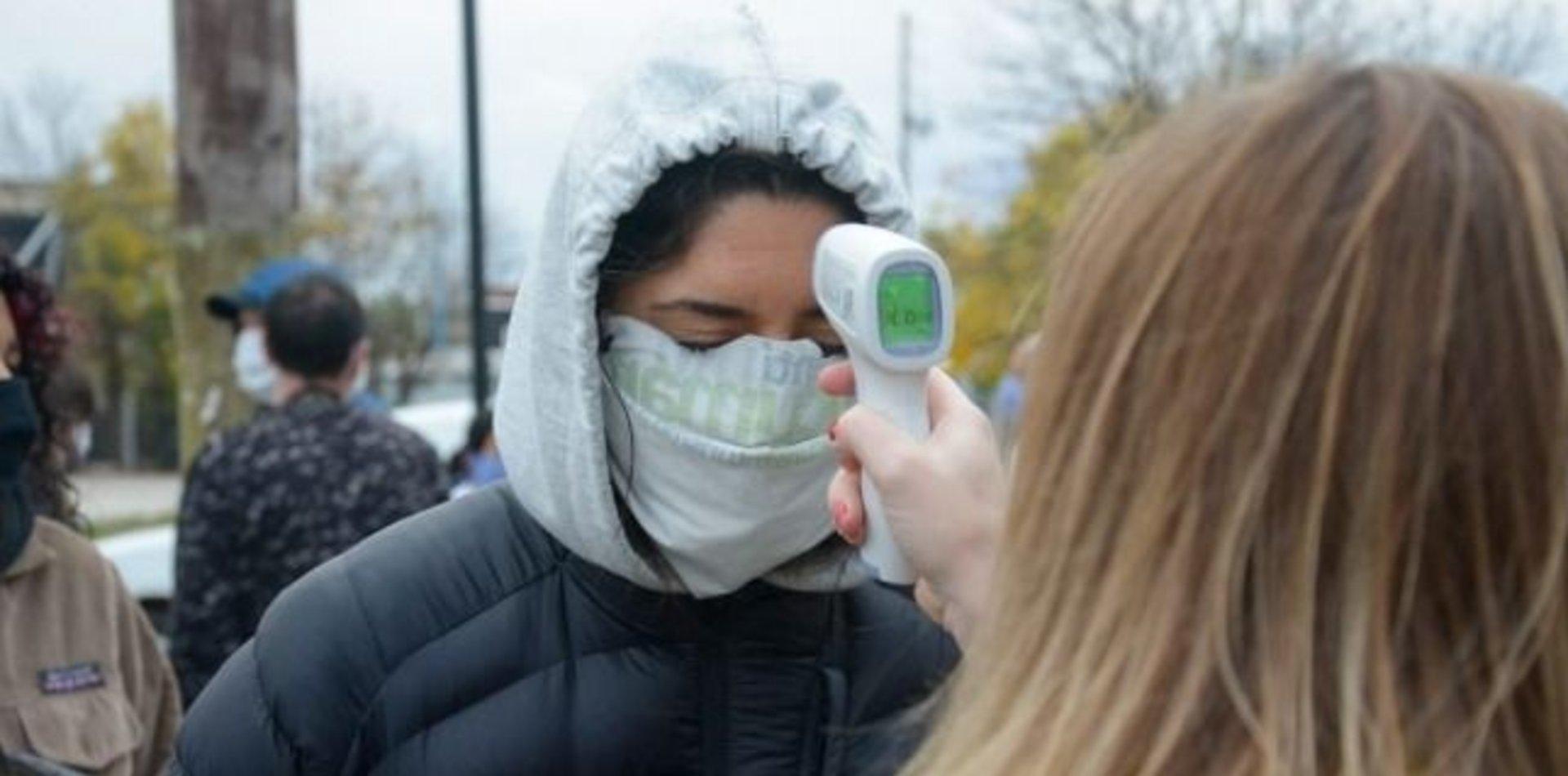 Confirman 35 nuevos casos y ya son 883 los contagios de coronavirus en La Plata
