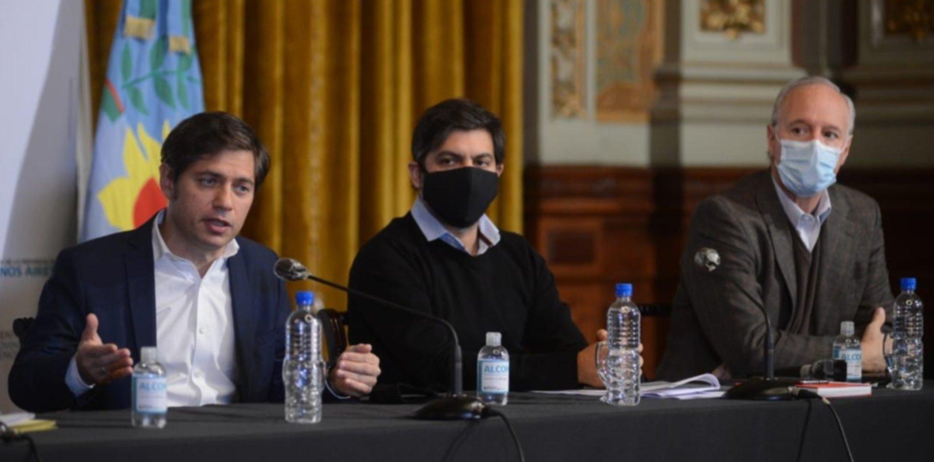 Advierten que en La Plata y la provincia hay que retroceder la fase de la cuarentena