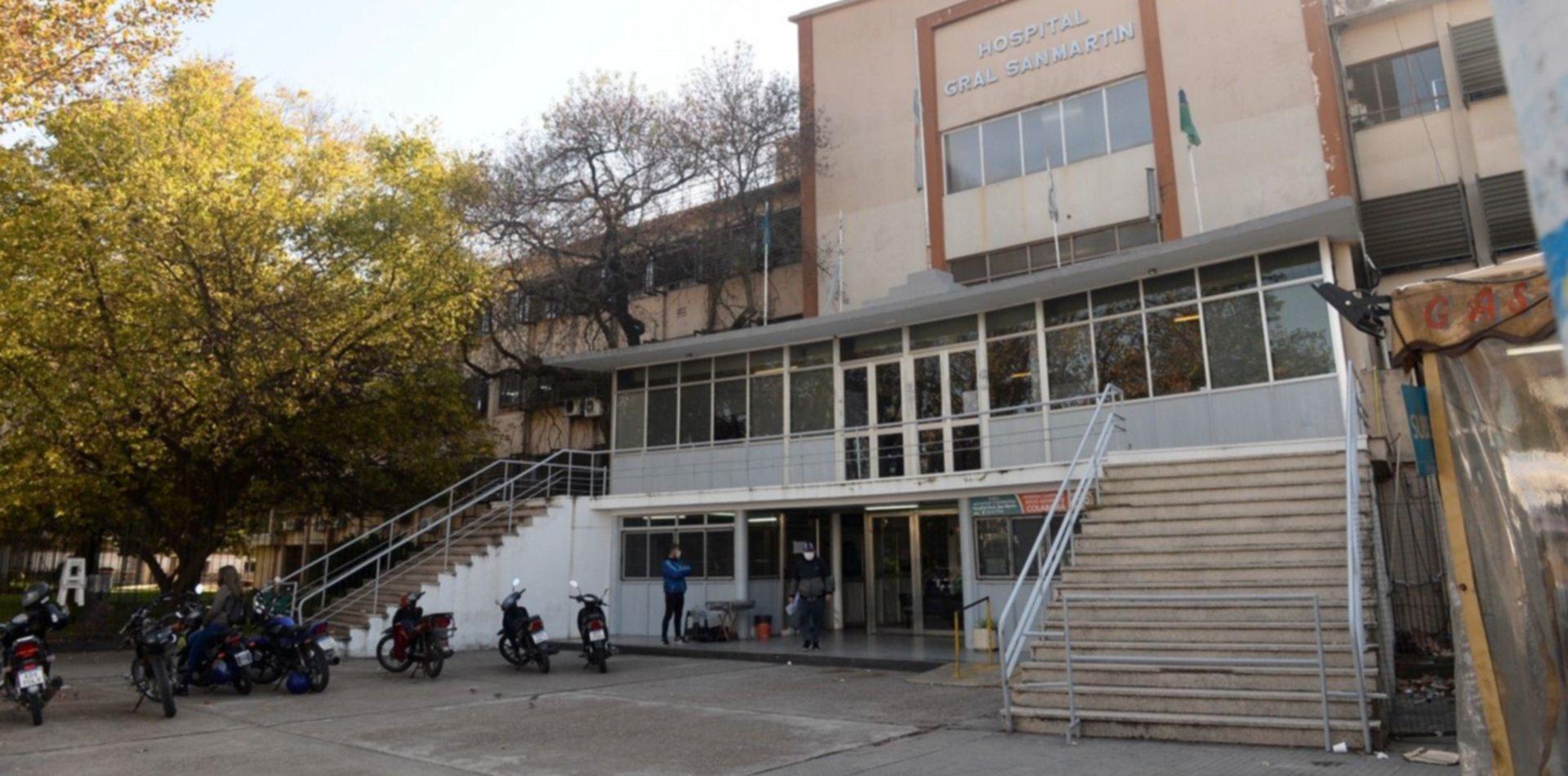 Brutal pelea familiar en La Plata: discutió con el tío, le dispararon y terminó internado