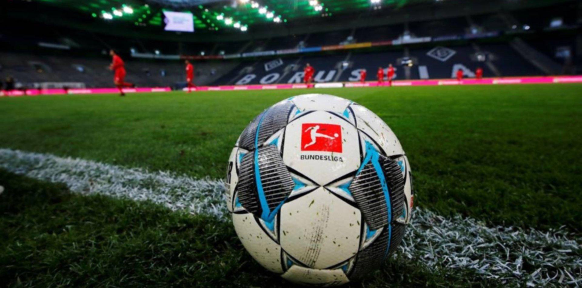Con la presencia de Ascacibar este sábado vuelve el fútbol en Alemania