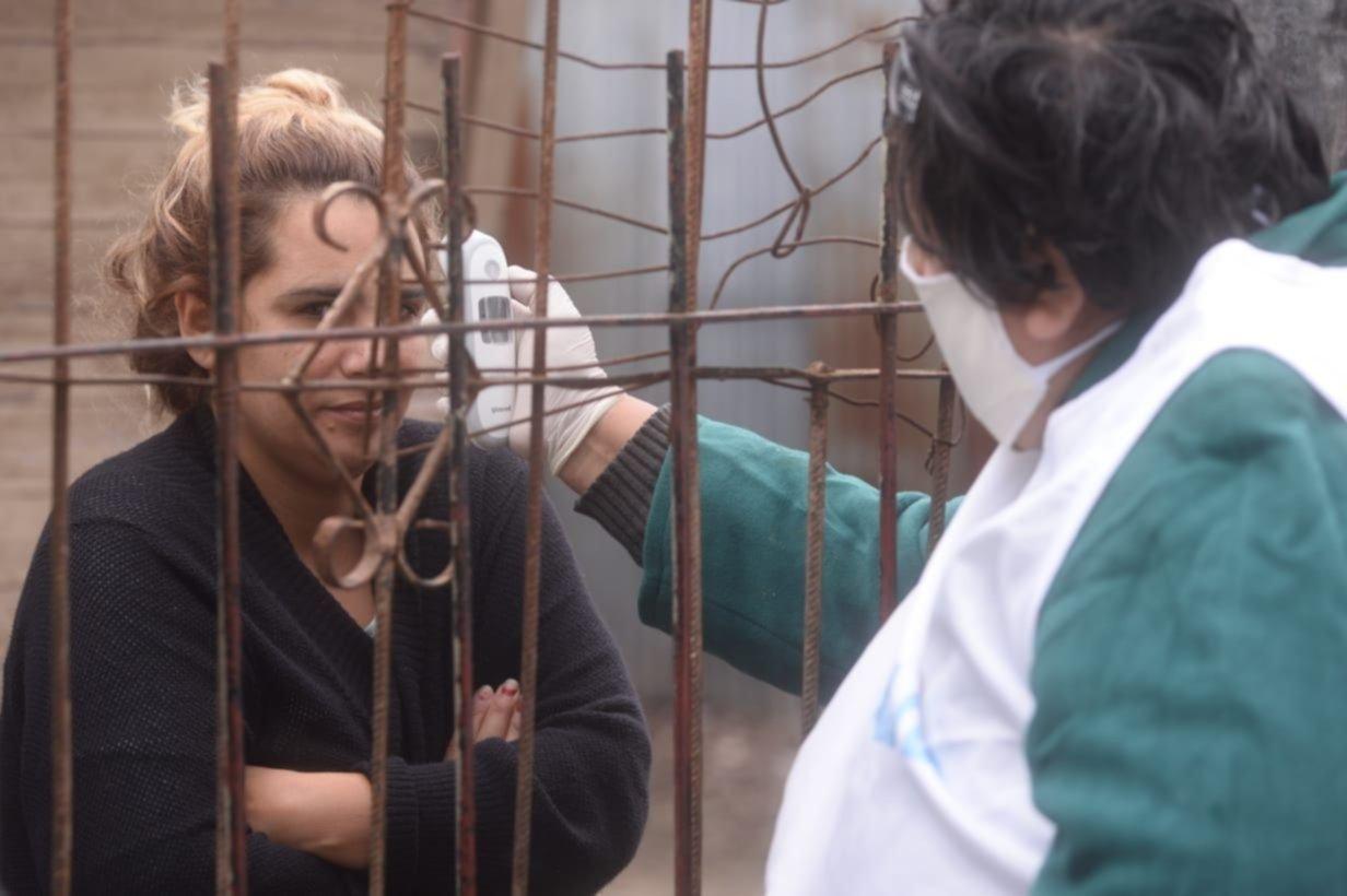 En ocho días se duplicaron los casos y las víctimas de coronavirus en La Plata