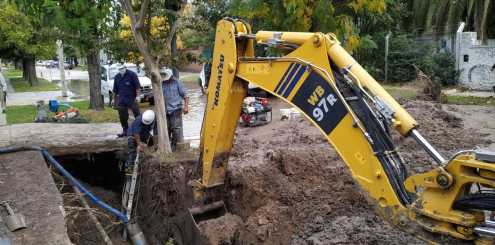 Así es el ambicioso plan de ABSA para llevar agua a la castigada zona norte de La Plata