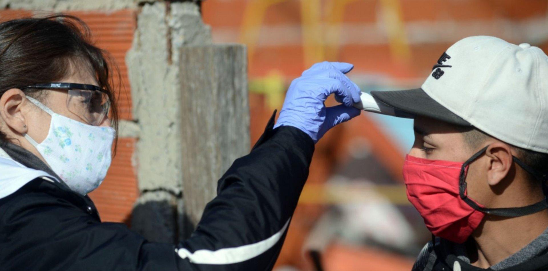 Confirman otros 170 contagios de coronavirus en La Plata y 7 nuevas muertes