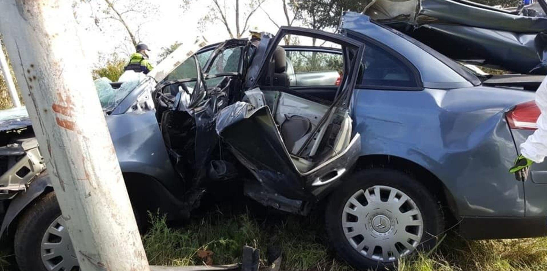 Trágico accidente en uno de los principales accesos a La Plata