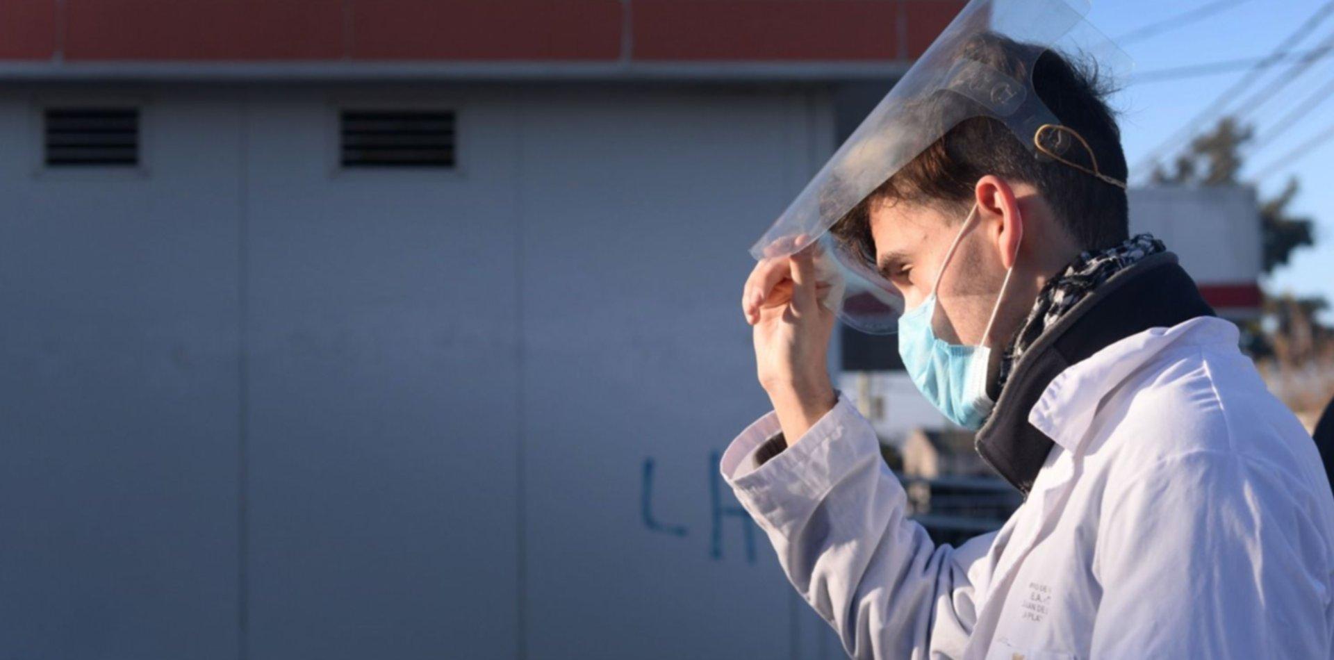 Con ocho nuevas muertes, ya son 508 las personas fallecidas por coronavirus en el país