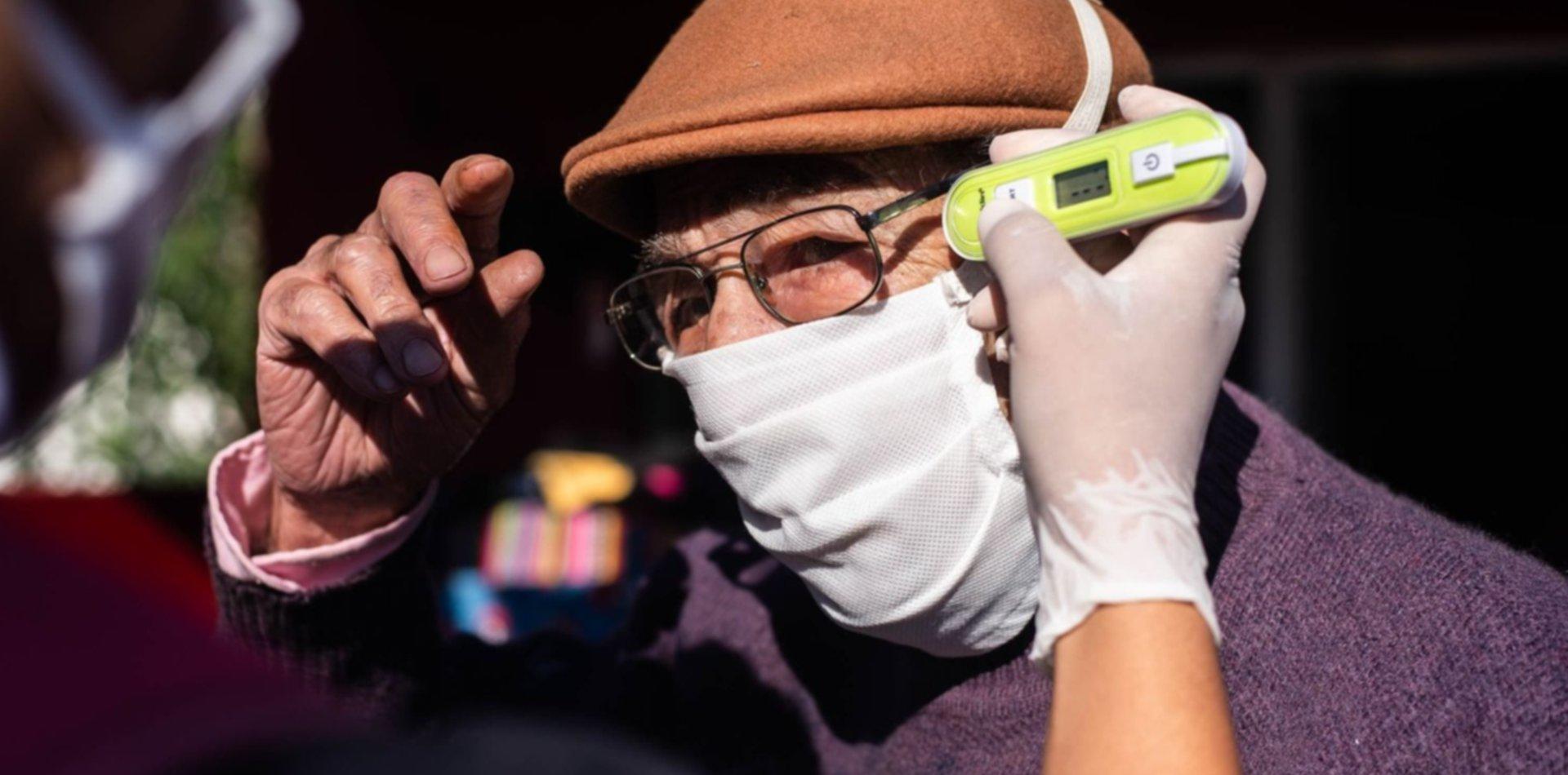 Detectaron cuatro casos nuevos de coronavirus en La Plata