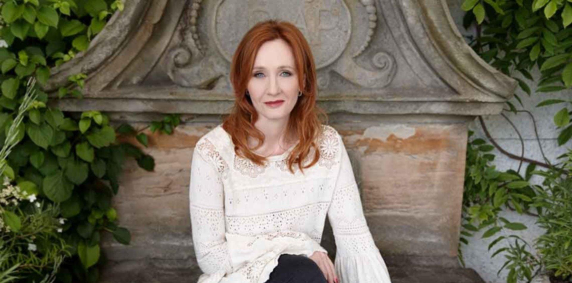 La autora de Harry Potter lanzó un nuevo libro para niños en la cuarentena