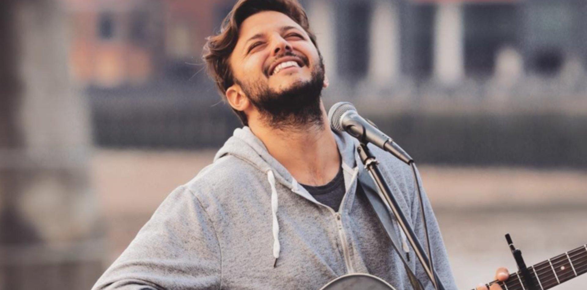 Andi Pomato, el músico platense que dio la vuelta al mundo con su música