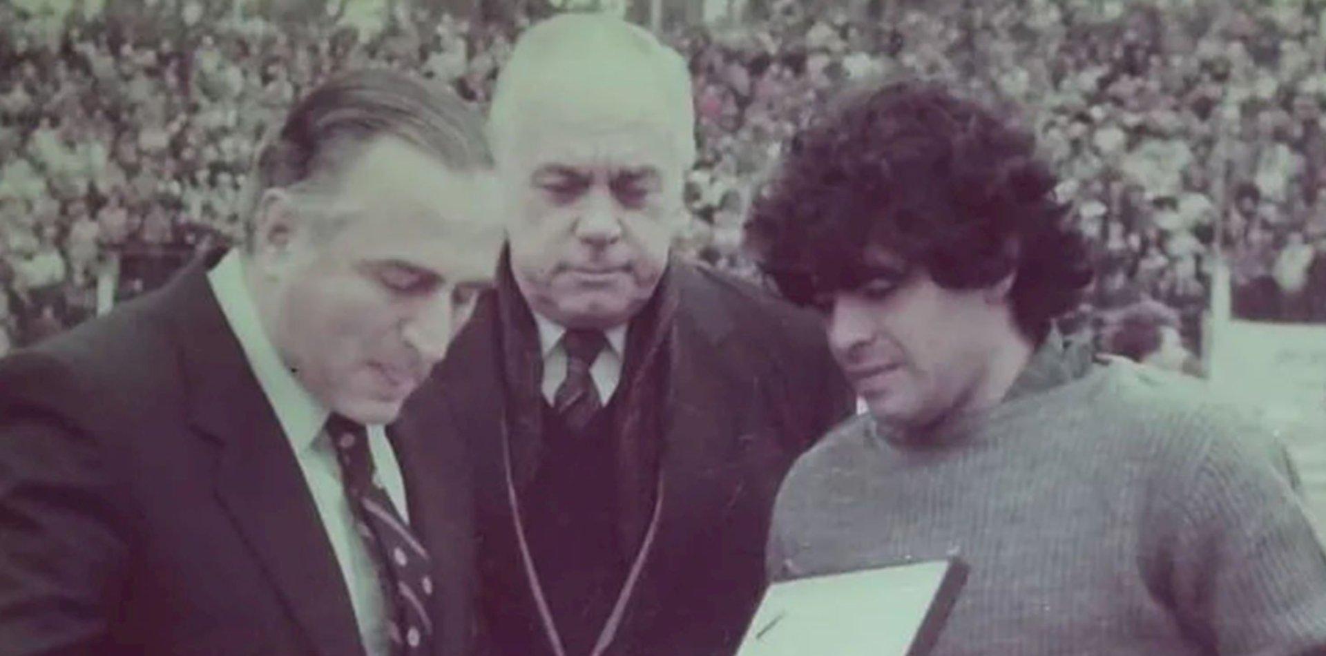 Falleció el histórico dirigente de Gimnasia que llevó a Maradona al Bosque