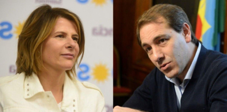 Saintout cuestionó a Garro por demorar las medidas de alivio fiscal para los comercios