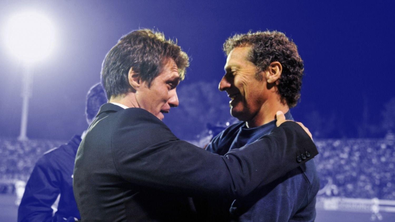 """Emotivo saludo de Troglio a los Barros Schelotto: """"Son lo mejor de la historia tripera"""""""