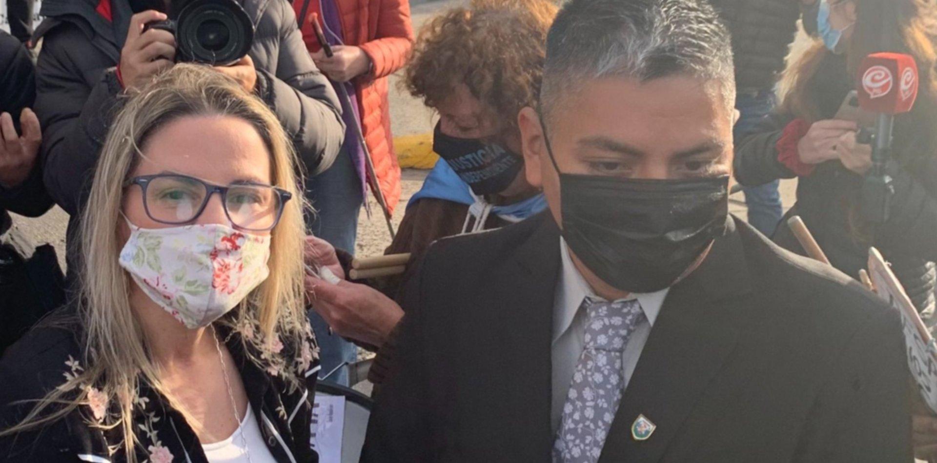 Piparo salió a respaldar a Chocobar antes del veredicto y causó polémica en las redes