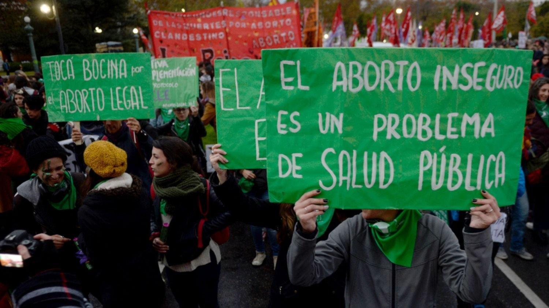 El acceso a la interrupción legal del embarazo fue considerado un servicio esencial