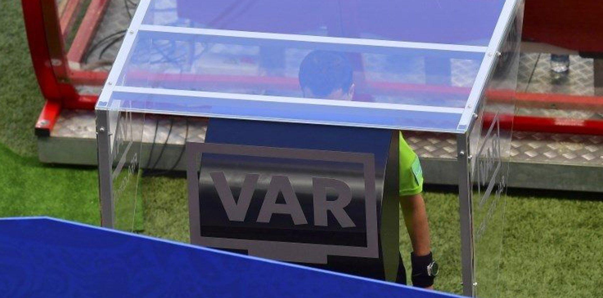 Prueban el VAR en el fútbol argentino para estrenarlo oficialmente a principios de 2021