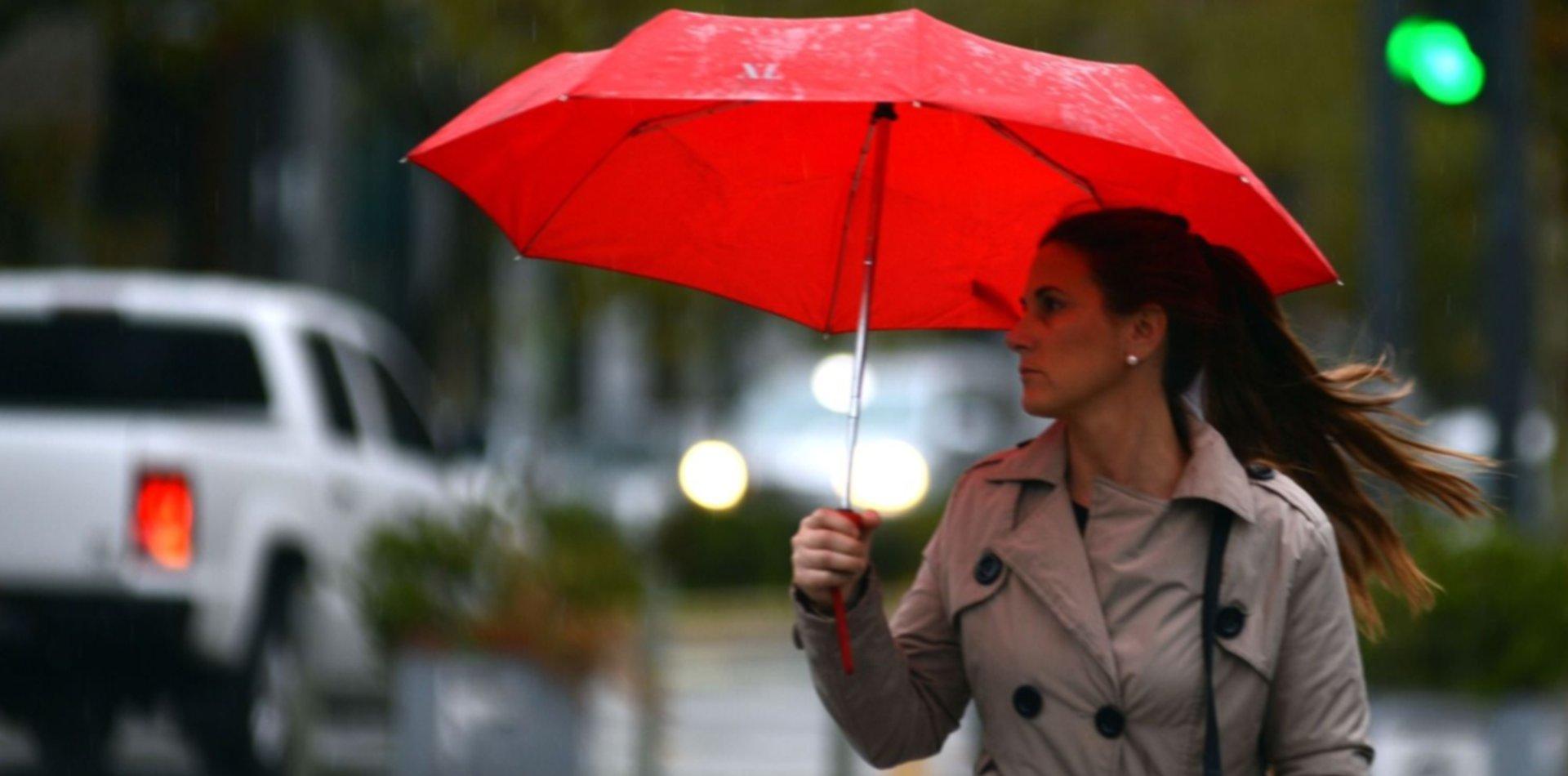 Martes inestable, nublado y con lluvias: así estará el clima en La Plata