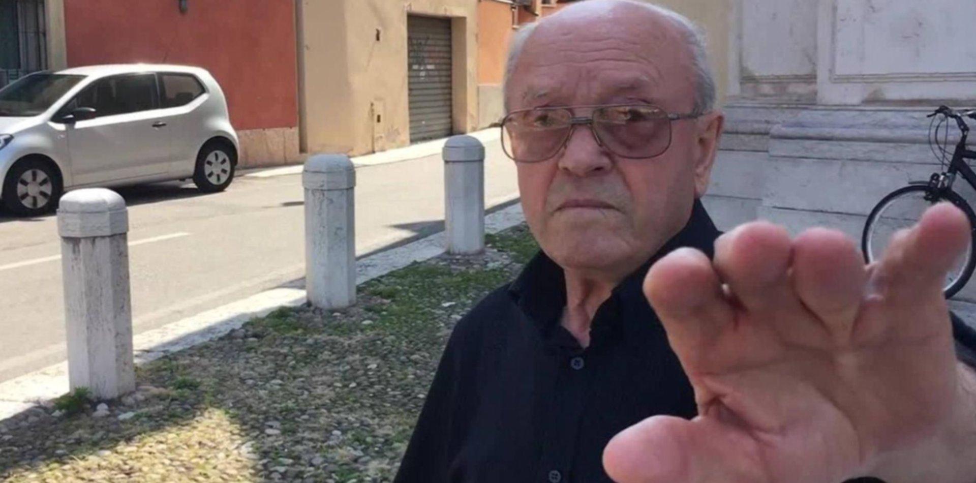 VIDEO: Encontraron en Italia a uno de los curas acusado por los abusos en el Próvolo