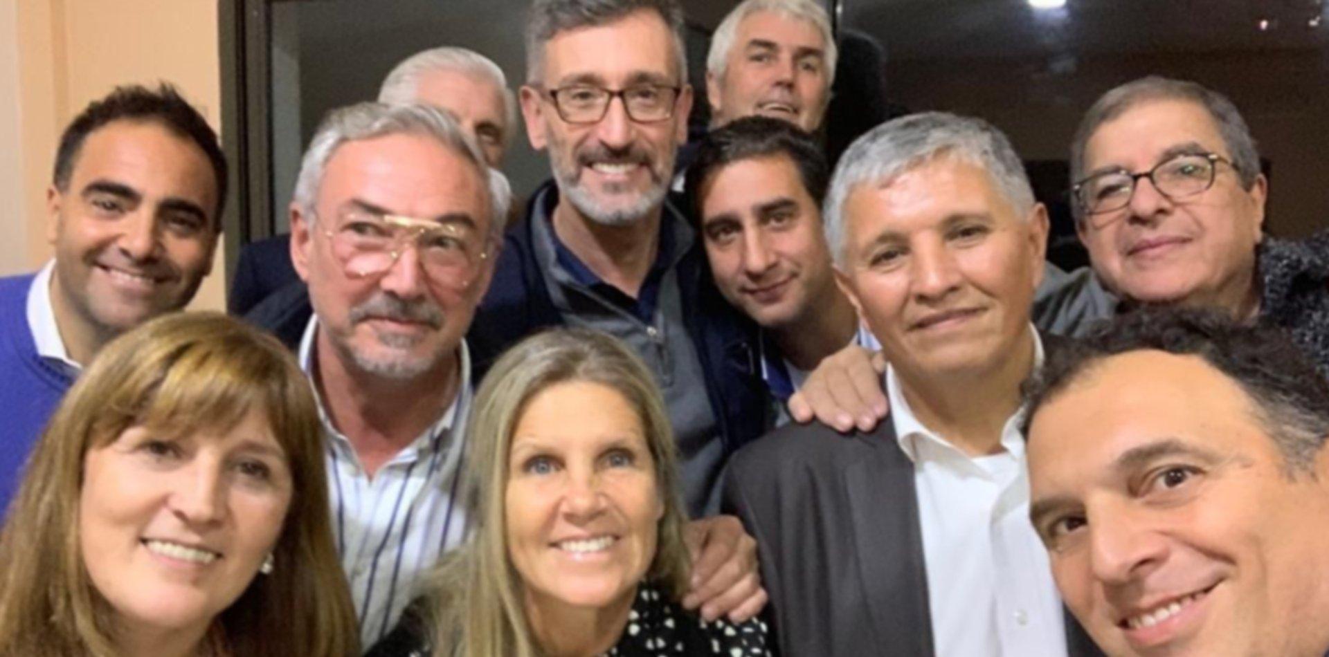 Primera lista confirmada: los candidatos del frente de Gómez Centurión en La Plata