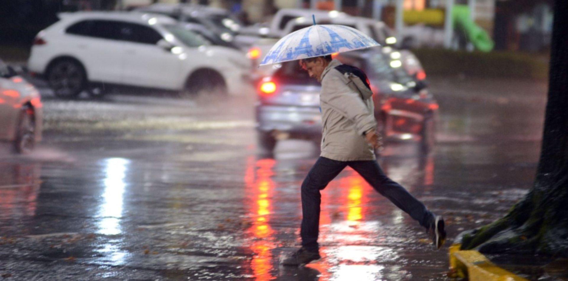 Confirman que La Plata sufrió la lluvia más importante después del trágico 2 de abril