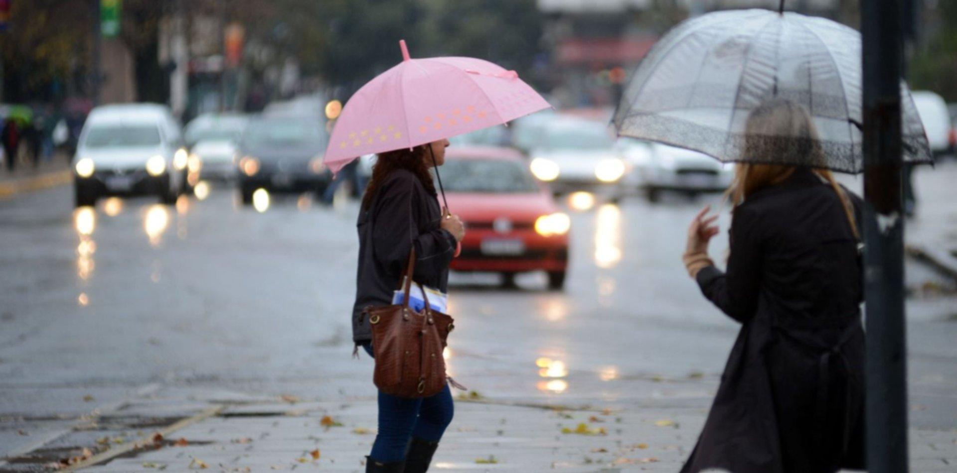 El Servicio Meteorológico renovó alertas por ráfagas de viento y tormentas en La Plata