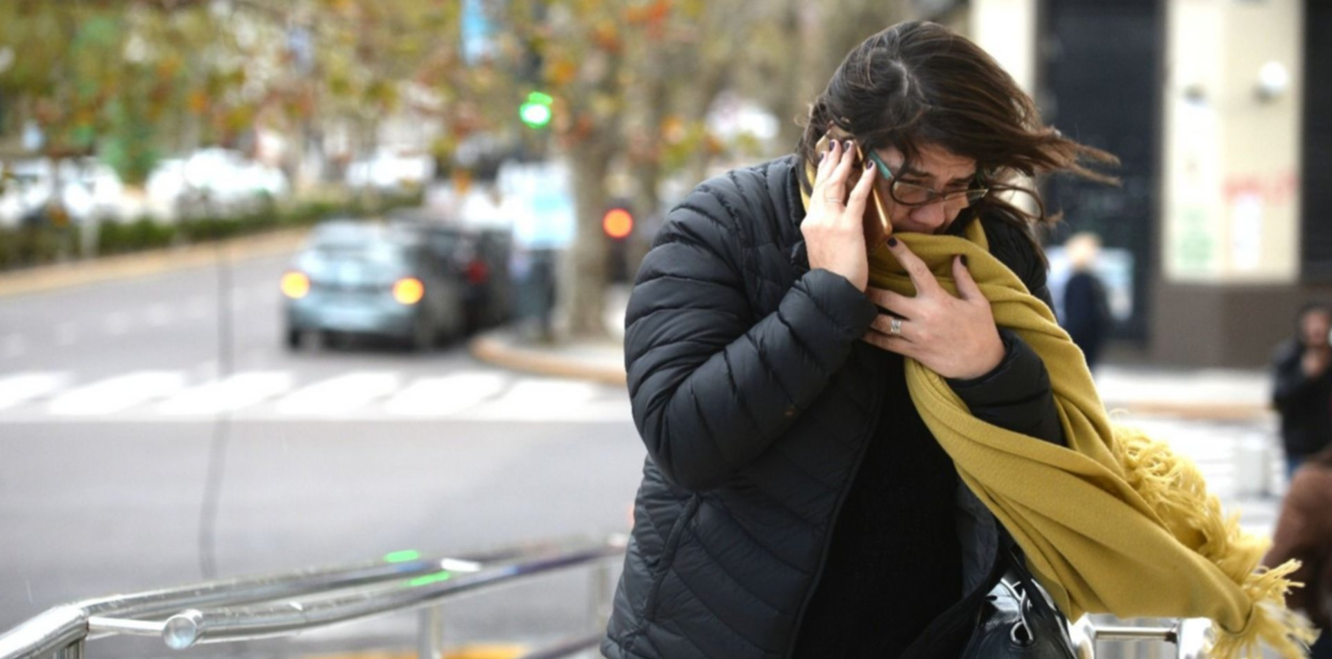 Refrescó en La Plata: se viene un domingo ventoso y con chances de chaparrones