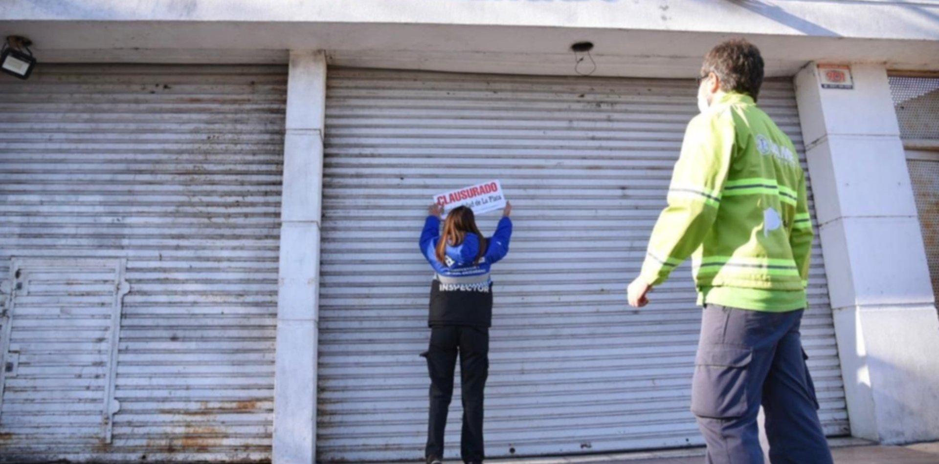Clausuran un supermercado de La Plata por un caso confirmado de coronavirus