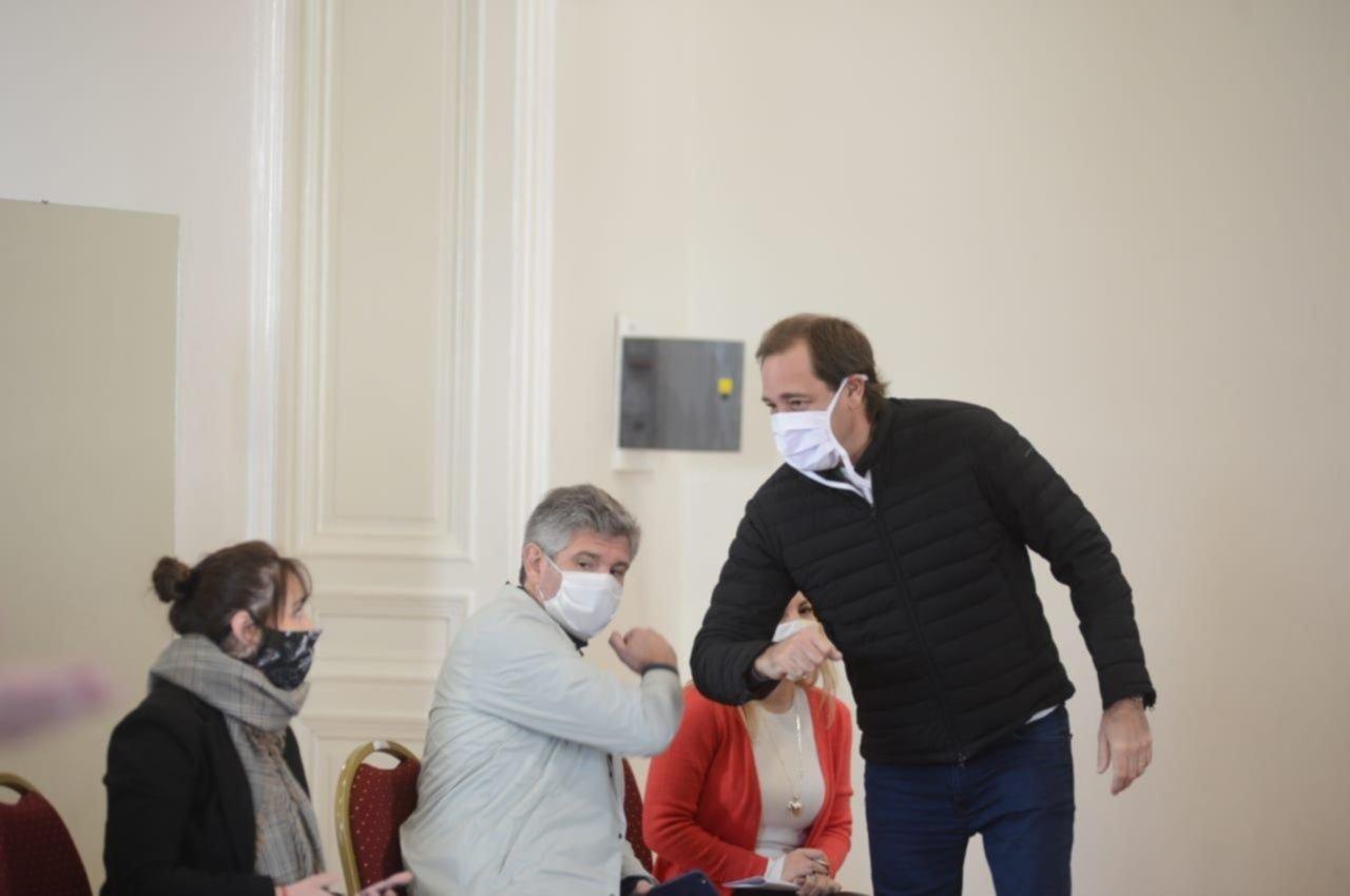 Negrelli defendió el trabajo del Municipio en los controles y destacó la baja de contagios