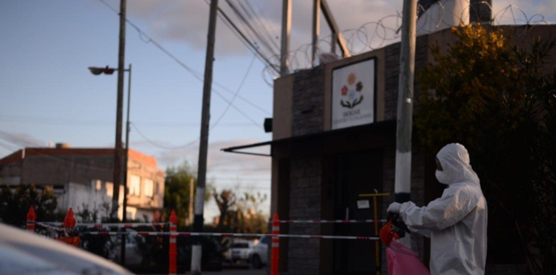 Coronavirus: dieron negativos los 26 hisopados en el geriátrico de La Plata