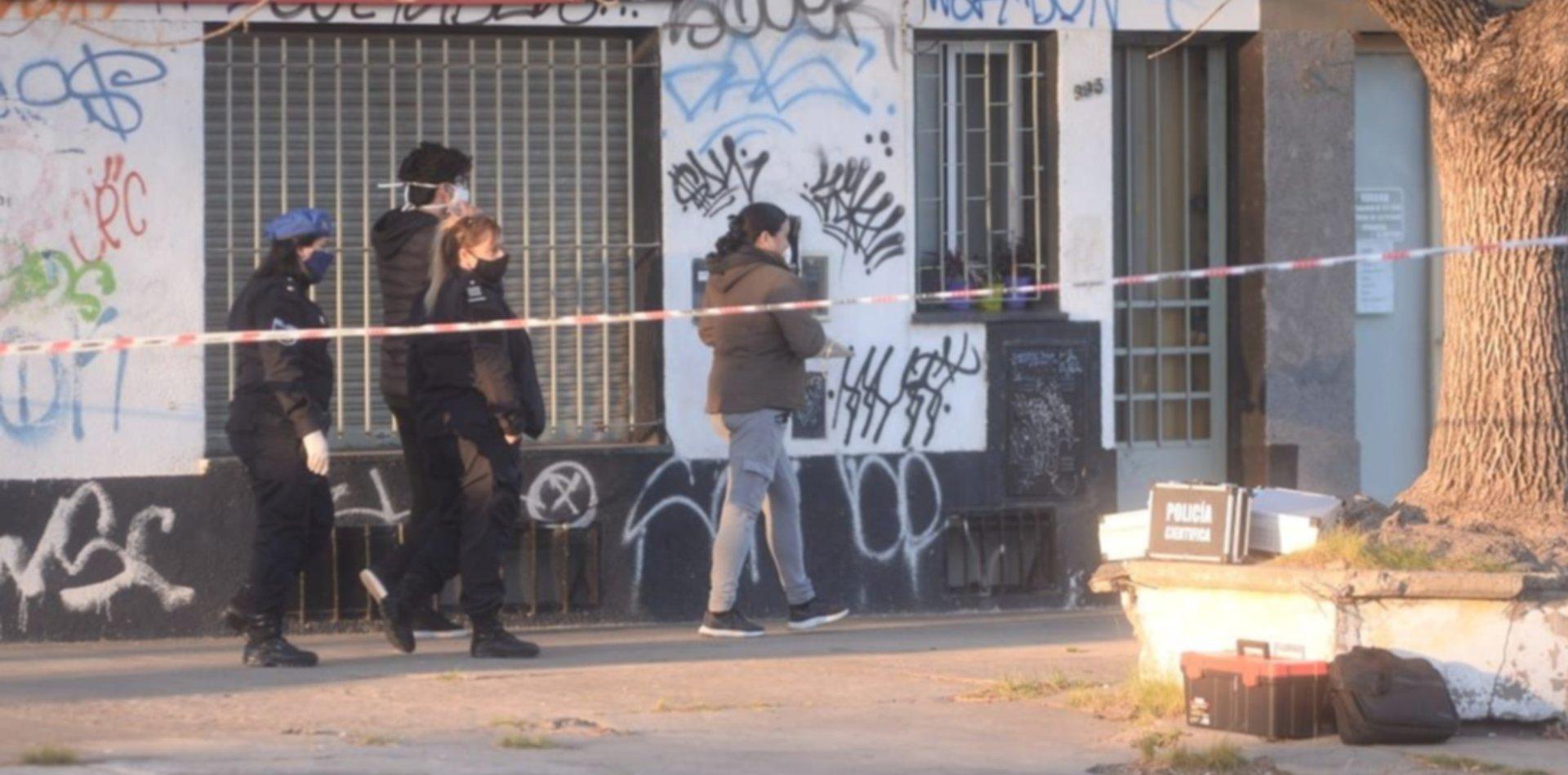 """¿Quién es """"Patán"""", el peligroso ladrón que se tiroteó con la Policía en La Plata?"""