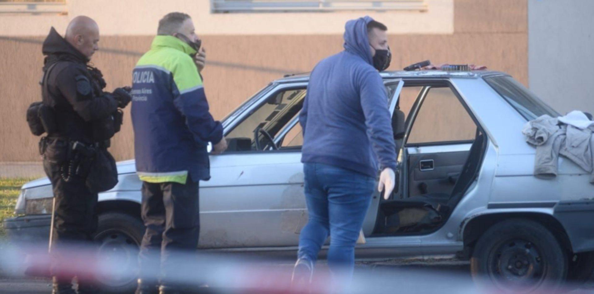 Tensión y tiroteo en Tolosa: un ladrón y un policía resultaron heridos