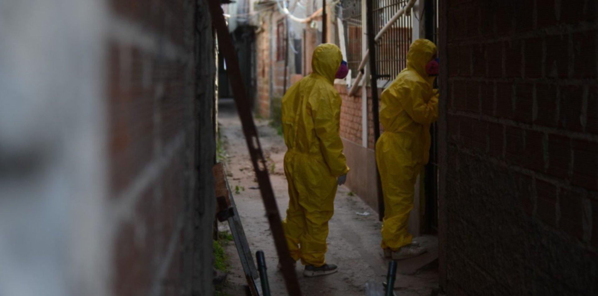 Detectaron 22 casos sospechosos de coronavirus en un operativo casa por casa en Ensenada