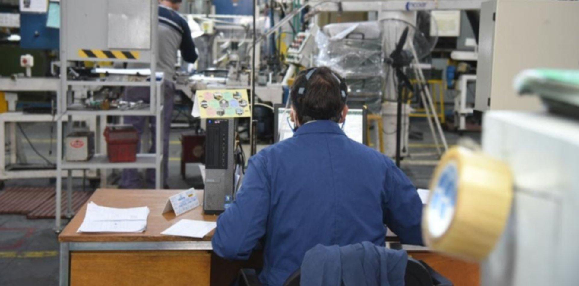 Las fábricas textiles podrán reabrir durante la cuarentena en La Plata