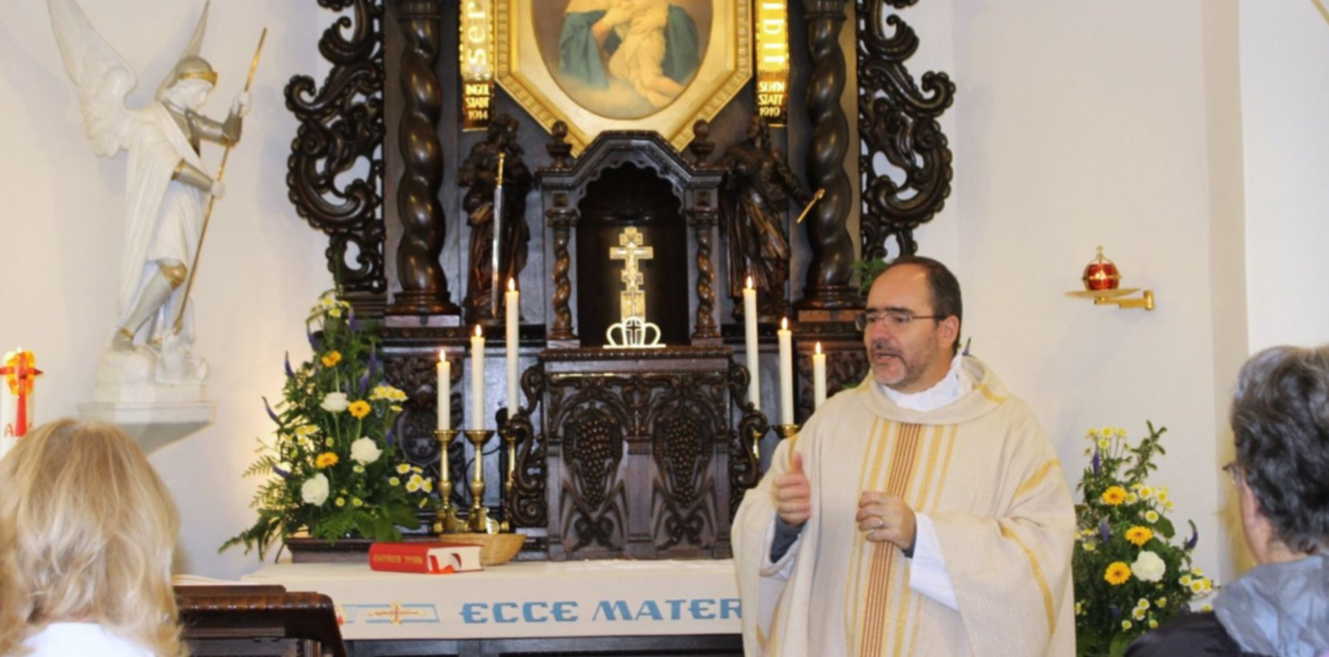 El Papa Francisco designó a un platense como obispo auxiliar de la ciudad